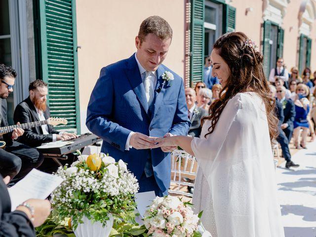 Il matrimonio di Jacopo e Chiara a Castellabate, Salerno 18