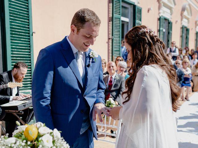 Il matrimonio di Jacopo e Chiara a Castellabate, Salerno 19