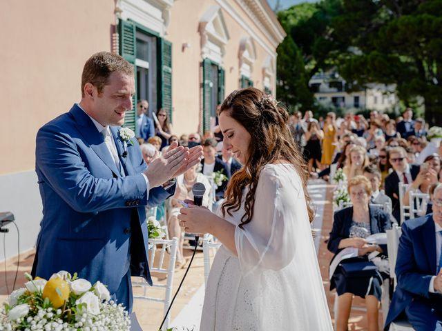 Il matrimonio di Jacopo e Chiara a Castellabate, Salerno 20
