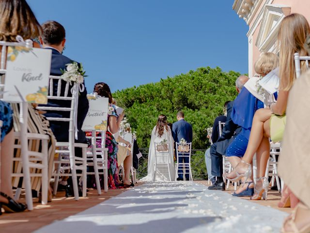 Il matrimonio di Jacopo e Chiara a Castellabate, Salerno 21