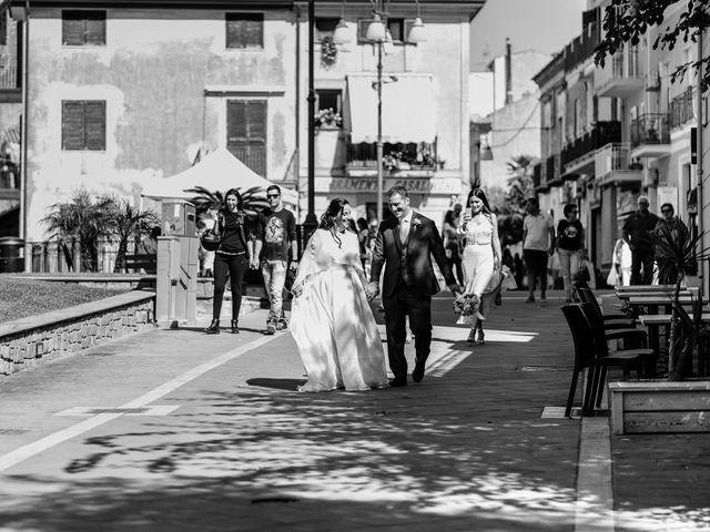 Il matrimonio di Jacopo e Chiara a Castellabate, Salerno 24
