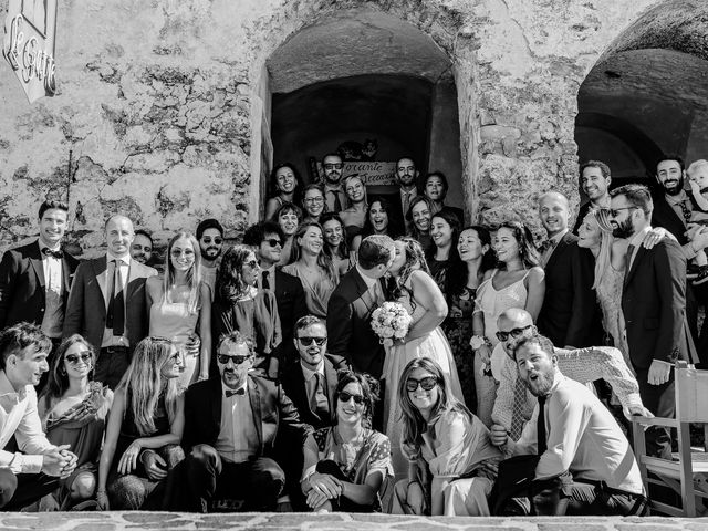 Il matrimonio di Jacopo e Chiara a Castellabate, Salerno 25