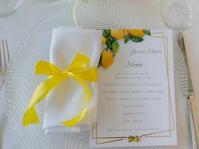 Il matrimonio di Jacopo e Chiara a Castellabate, Salerno 31