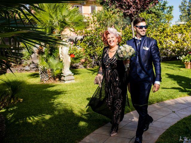 Il matrimonio di Federica e Rosario a Catania, Catania 7