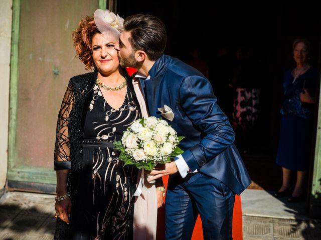 Il matrimonio di Federica e Rosario a Catania, Catania 22