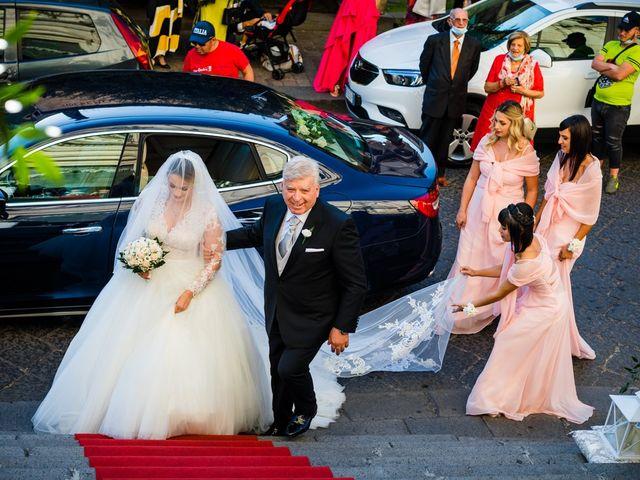 Il matrimonio di Federica e Rosario a Catania, Catania 23