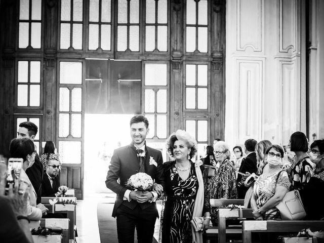 Il matrimonio di Federica e Rosario a Catania, Catania 26