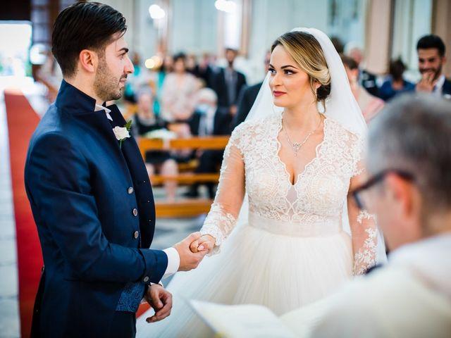 Il matrimonio di Federica e Rosario a Catania, Catania 30