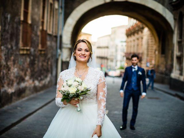 Il matrimonio di Federica e Rosario a Catania, Catania 1