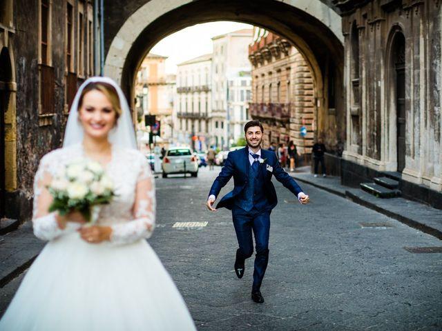Il matrimonio di Federica e Rosario a Catania, Catania 31
