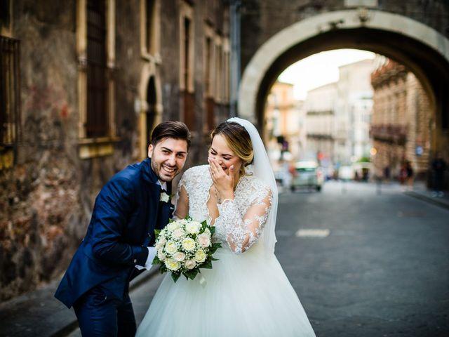 Il matrimonio di Federica e Rosario a Catania, Catania 32