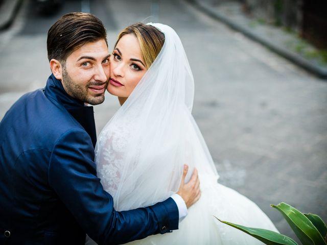 Le nozze di Rosario e Federica