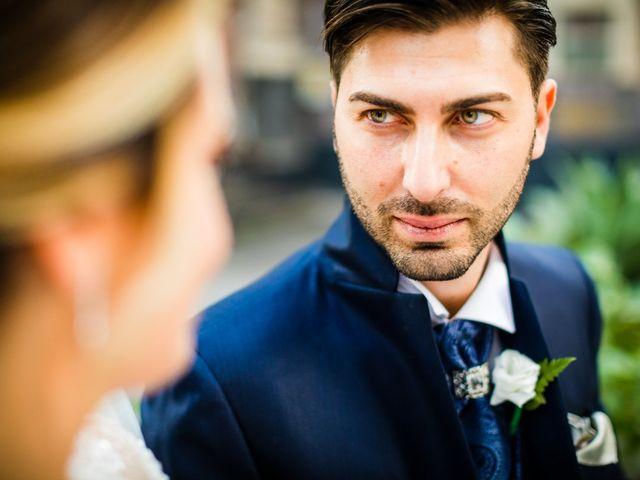 Il matrimonio di Federica e Rosario a Catania, Catania 35