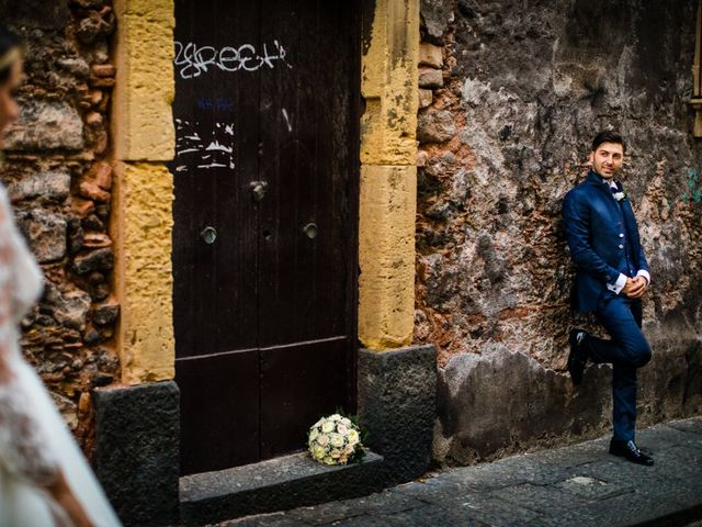 Il matrimonio di Federica e Rosario a Catania, Catania 38