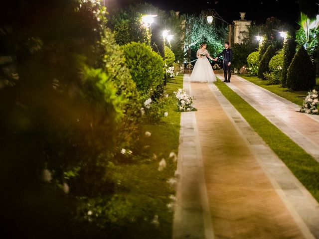 Il matrimonio di Federica e Rosario a Catania, Catania 41