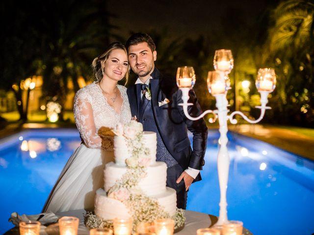 Il matrimonio di Federica e Rosario a Catania, Catania 44