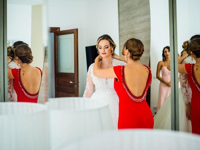 Il matrimonio di Federica e Rosario a Catania, Catania 50