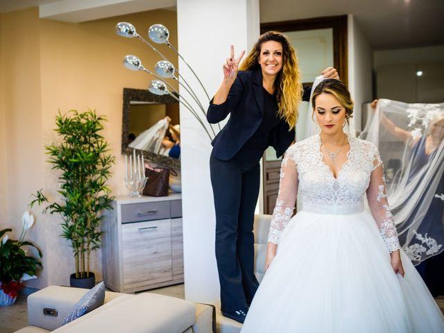 Il matrimonio di Federica e Rosario a Catania, Catania 51