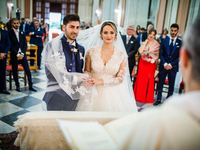 Il matrimonio di Federica e Rosario a Catania, Catania 52