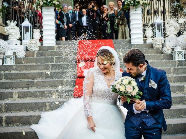 Il matrimonio di Federica e Rosario a Catania, Catania 53