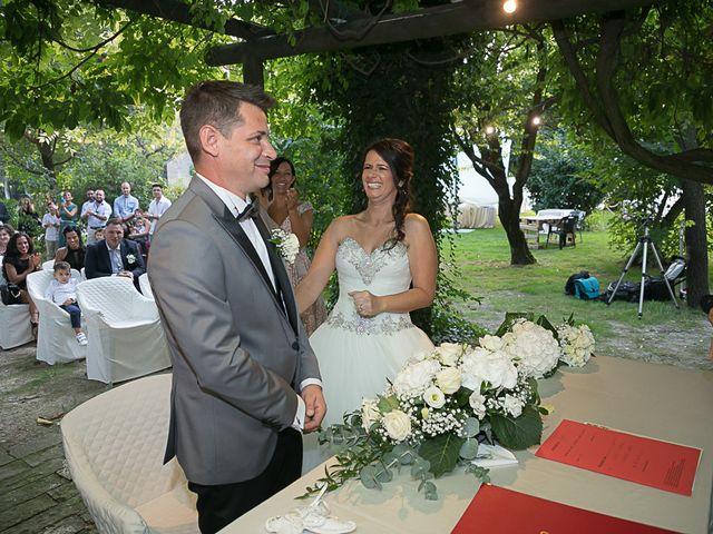 Il matrimonio di Enrico e Pamela a Colorno, Parma 23