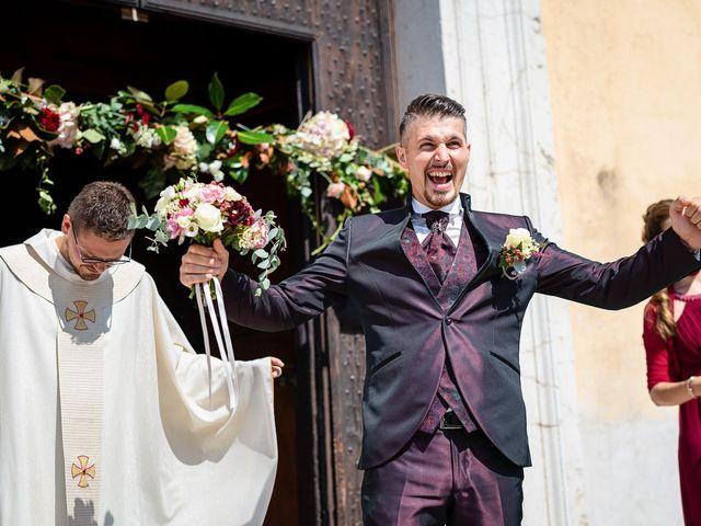 Il matrimonio di Marco e Chiara a Thiene, Vicenza 12
