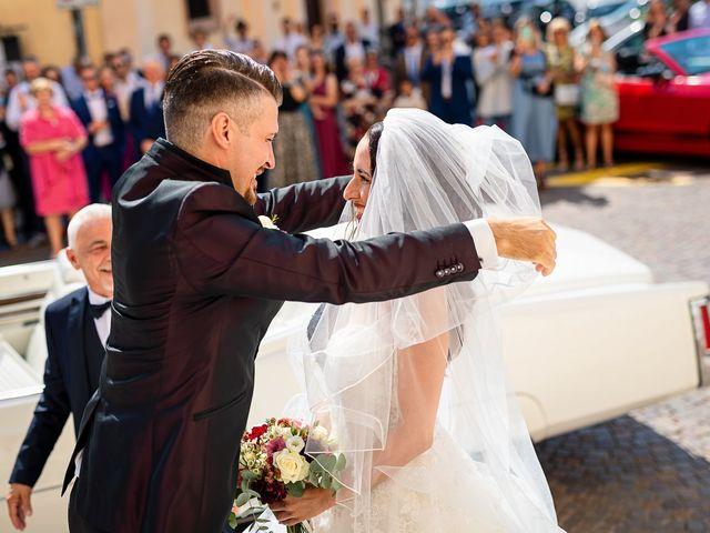 Il matrimonio di Marco e Chiara a Thiene, Vicenza 13