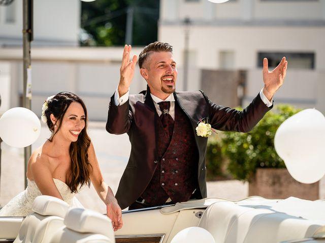 Il matrimonio di Marco e Chiara a Thiene, Vicenza 19