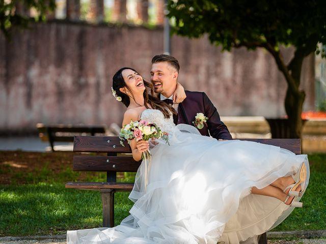 Il matrimonio di Marco e Chiara a Thiene, Vicenza 22