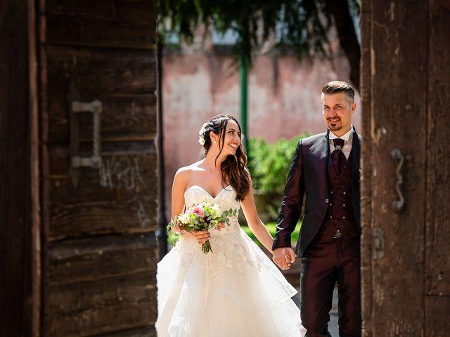 Il matrimonio di Marco e Chiara a Thiene, Vicenza 24