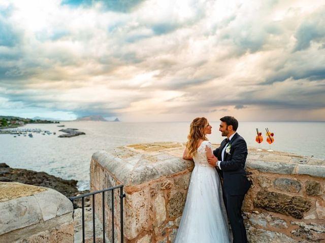 Il matrimonio di Chiara e Pietro a Trabia, Palermo 2
