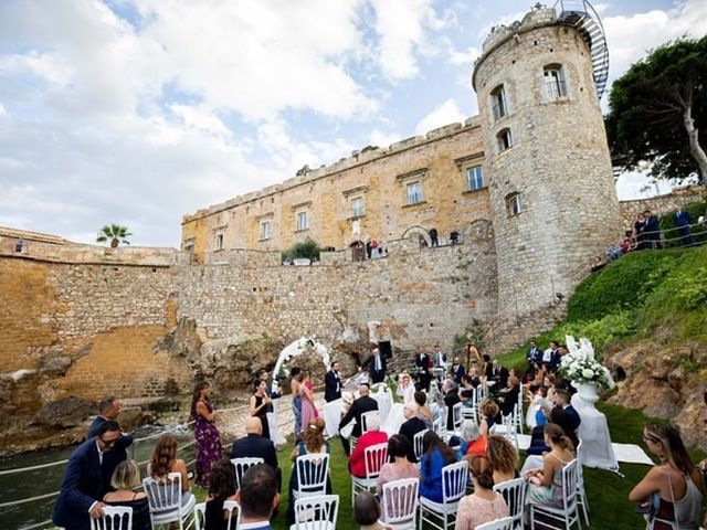 Il matrimonio di Chiara e Pietro a Trabia, Palermo 14