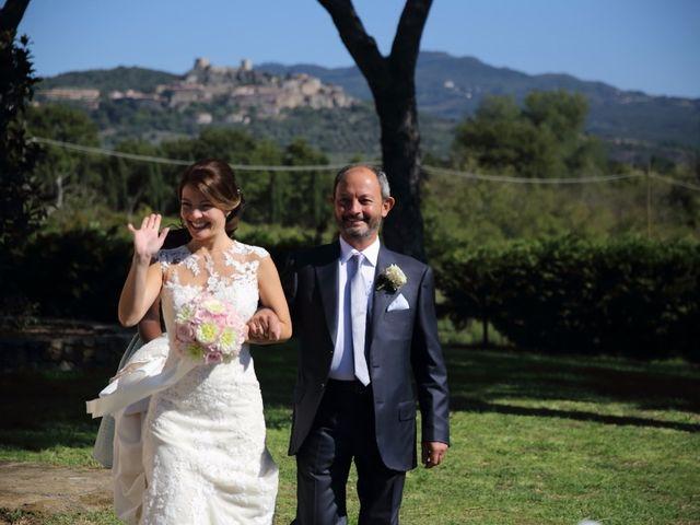 Il matrimonio di Ryan e Martina a Massa Marittima, Grosseto 27