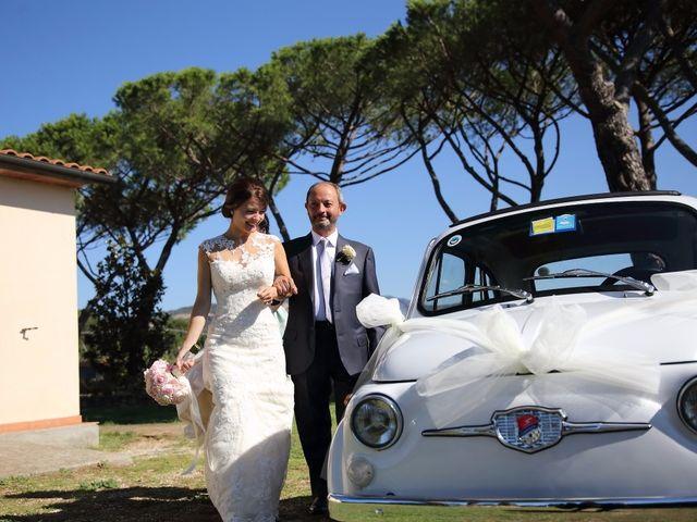 Il matrimonio di Ryan e Martina a Massa Marittima, Grosseto 28