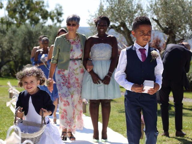 Il matrimonio di Ryan e Martina a Massa Marittima, Grosseto 34