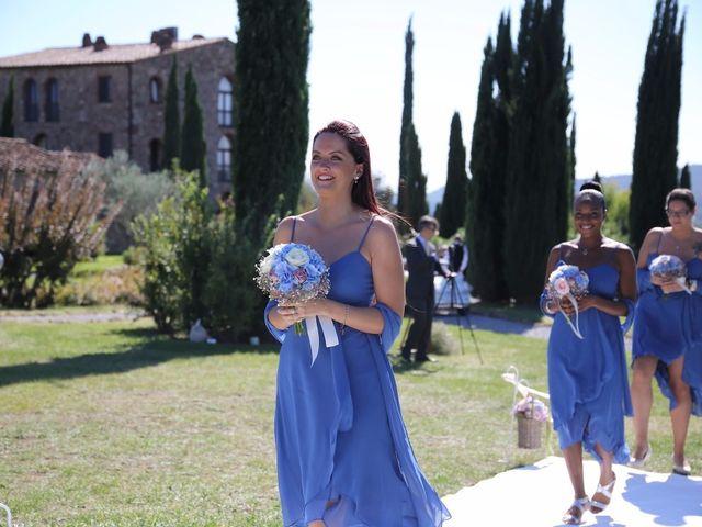 Il matrimonio di Ryan e Martina a Massa Marittima, Grosseto 38