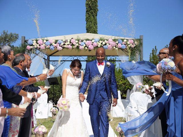 Il matrimonio di Ryan e Martina a Massa Marittima, Grosseto 57
