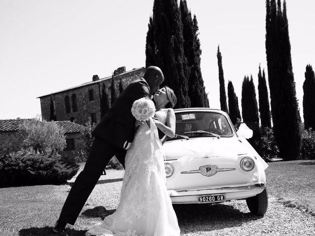 Il matrimonio di Ryan e Martina a Massa Marittima, Grosseto 63