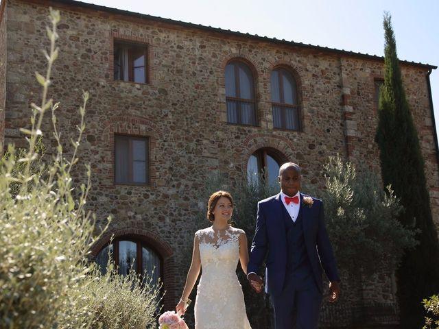 Il matrimonio di Ryan e Martina a Massa Marittima, Grosseto 64