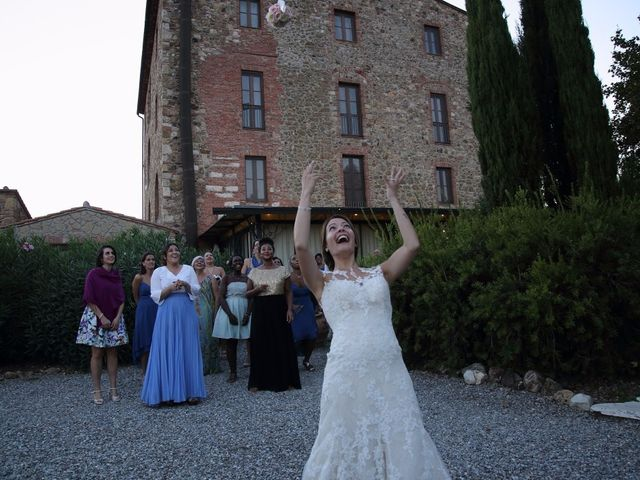 Il matrimonio di Ryan e Martina a Massa Marittima, Grosseto 86