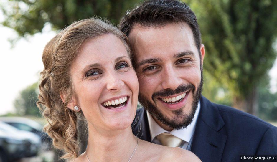 Il matrimonio di Massimiliano e Monica a Travagliato, Brescia