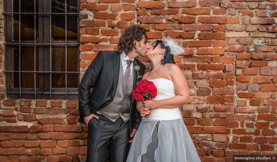 Il matrimonio di Michele e Elisa a Pavia, Pavia