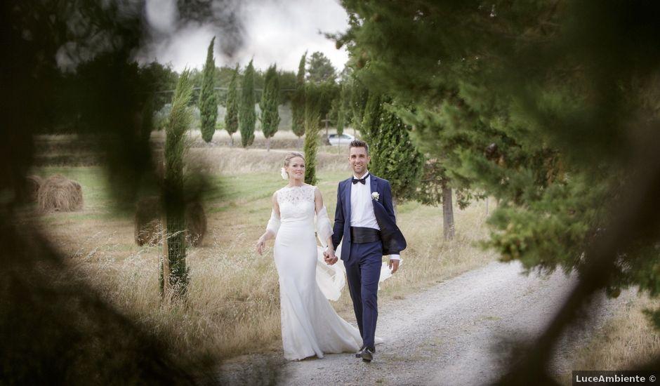 Il matrimonio di Filippo e Miriam a San Giovanni Valdarno, Arezzo