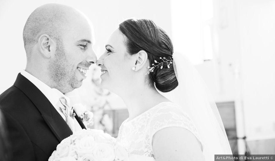 Il matrimonio di Verdiana e Fabio a Terracina, Latina