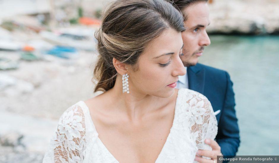 Il matrimonio di Danilo e Maria a Salemi, Trapani