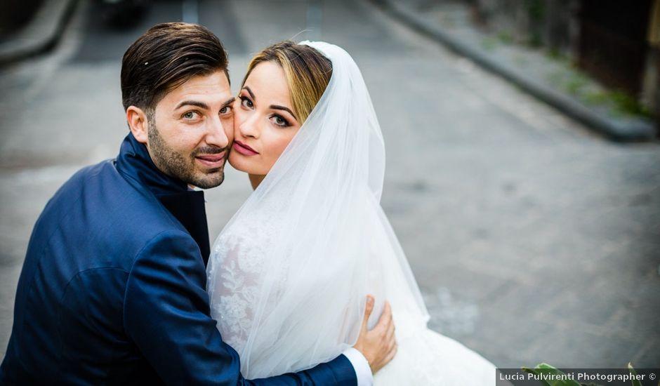 Il matrimonio di Federica e Rosario a Catania, Catania