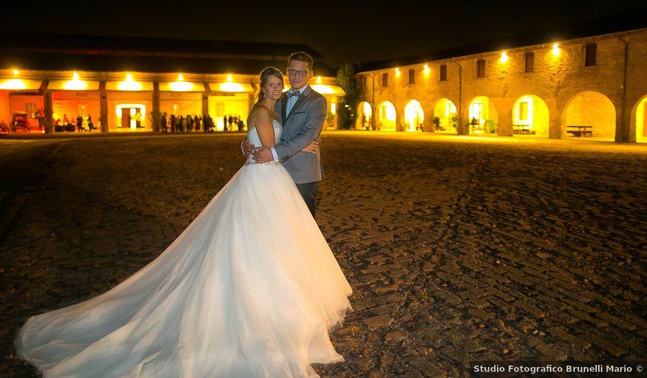 Il matrimonio di Enrico e Pamela a Colorno, Parma