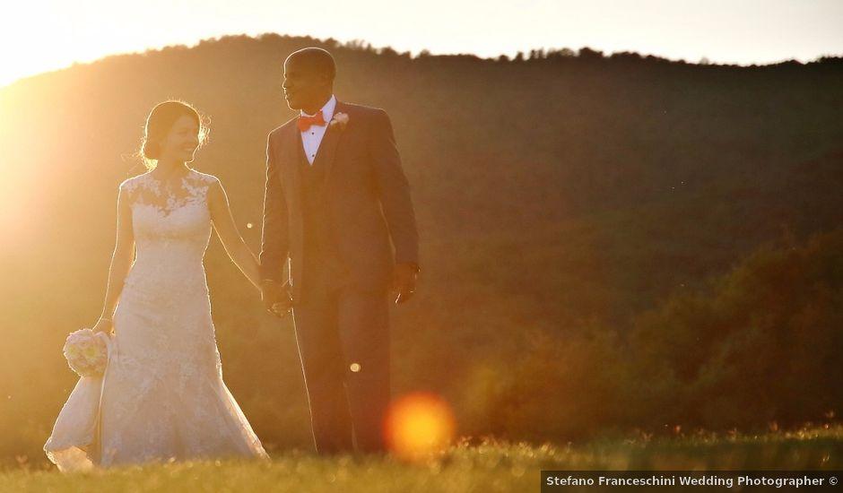 Il matrimonio di Ryan e Martina a Massa Marittima, Grosseto