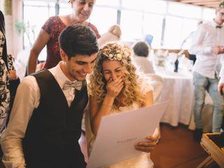 Le nozze di Daniel e Elisa