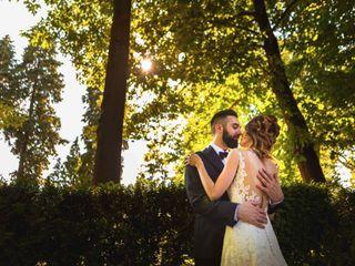 Le nozze di Ambra e Gregory